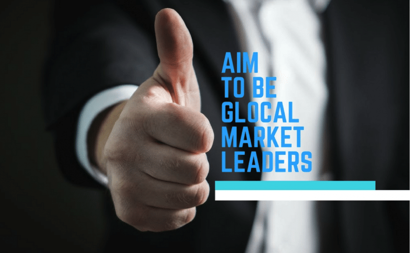 Effectively Globalized Japanese Companies' Habit #1: Aim to be 'Glocal' Market Leaders