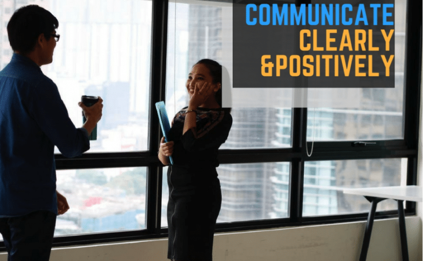 Effectively Globalized Japanese Companies' Habit #2: Communicate Clearly and Positively